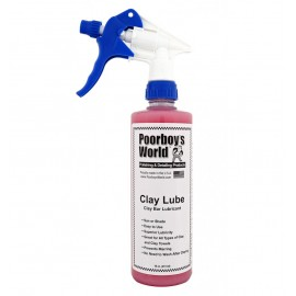 POORBOY'S WORLD Clay Lube 473ml
