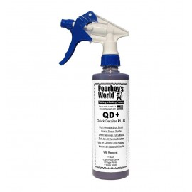 Poorboy's World Quick Detailer QD+ 473ml