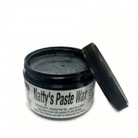 Poorboy's World Natty's Paste Wax Black 235ml